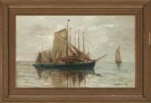 N. Sneyers Activo en Holanda en el siglo XX Ships