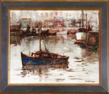Jan Korthals Ámsterdam 1916 - 1972 Port