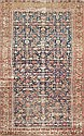 Persian wool rug, 19th century, Damaged , 299x169 cm