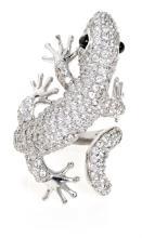 Lezard-shaped ring
