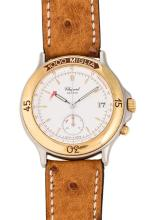 Chopard, Mille Miglia, a steel wristwatch