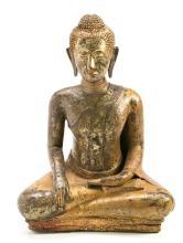 Thai or Burmese school of the 17th-18th Centuries  Buddha