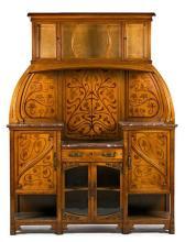 Gaspar Homar Buñola, Mallorca 1870 - Barcelona 1955 Vitrine-display cabinet