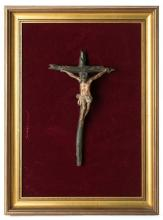 Spanish School, 17th century  The Crucifixion of Christ