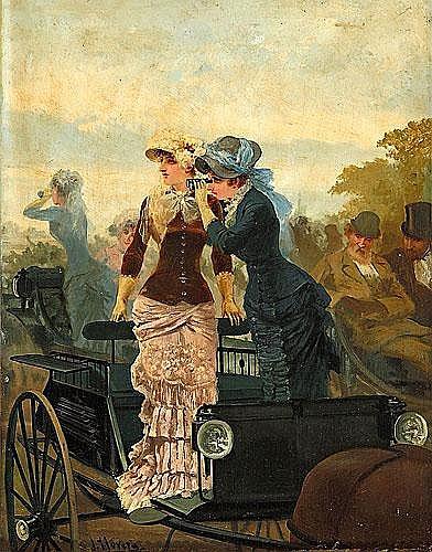 José Llovera Bofill (Reus, 1846-1896) Jóvenes en