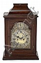"""A """"bracket"""" type Spanish clock. Last quarter oif the 18th century. Signed in the sphere by Charost brothers, directors of the Real Escu"""