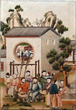 Subasta de arte oriental  y antigüedades
