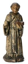 Spanish school, 16th Century  A saint