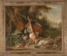 Pieter Andreas Rijsbrack París 1685-1690 - Londres 1748 Still life