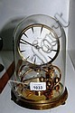 German Kundo anniversary clock under dome