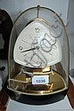 Kundo electronic mystery clock, battery operated,