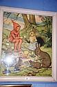 Vintage Margaret Tarrent print 'A Rabbit's