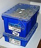 2 Boxes containing 7Kg of Koala nails, galvanised