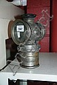 Antique carbide bicycle lamp made by Vitaphare