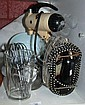 Vintage Mixmaster, accessories & iron