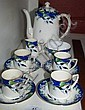 11 piece coffee set made by Grafton china of