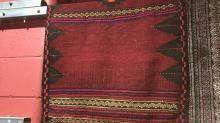 Persian kilim runner, pure wool, hand made, 210 x 76cm