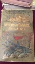 Book: 'Sir Edward Seaward's Narrative', by Jane Porter, published by George Routledge & Sons, London