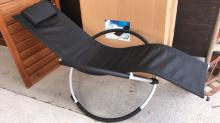 Decora Garden lounger, as new, comes with box