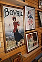 3 Early style advertising prints incl. Bovril