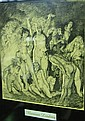 Norman Lindsay print, beautifully presented in