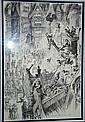 Norman Lindsay print
