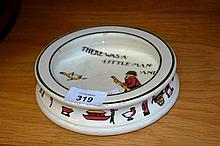 Early Royal Doulton nusery bowl 'There Was A