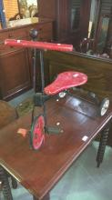 Vintage Childs trike, in need of restoration