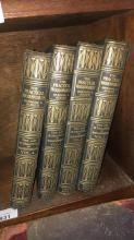 4 volume set