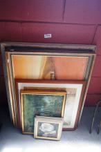 6 various artworks