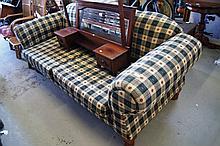 Upholstered 21/2 seater sofa