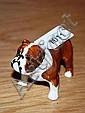 Beswick bulldog titled, 'Bosun'