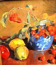 June Barnett, (1862-1934, Australia),