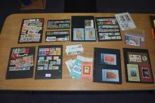 Large collection of Asian stamps, incl. China, Hong Kong, Taiwan & Singapore, mixture of mint & used, incl. special editions etc