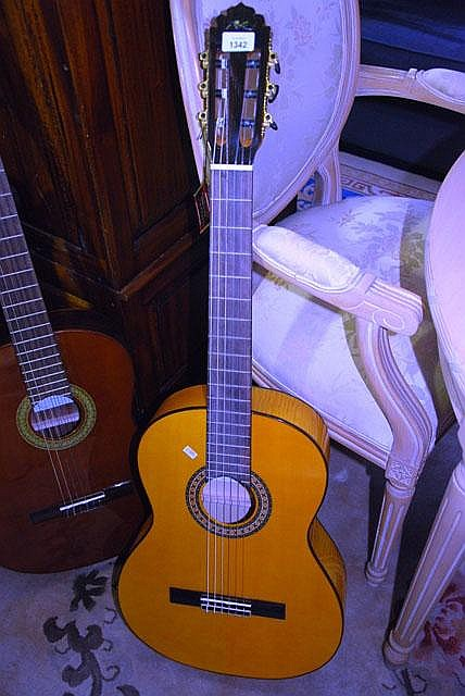 Miguel Rosales Mr. Mister Spanish classical guitar