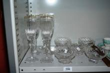 Collection of glassware to incl. 5x Waterford