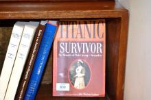 Book: 'Titanic Survivor - The Memoirs of Violet