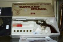 Colt single action army revolver, cavalry model,