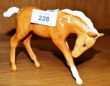 Beswick model of a standing foal