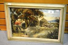 R.S. Reid 19thC English watercolour,