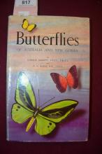 Book: 'Butterflies of Australia & New Guinea' by Charles Barrett & A.N. Burns, 1st edition 1951, published N.H. Seward, Melbourne, complete with dust jacket