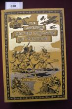 Book: 'Seven Pillars of Wisdom', by T.E. Lawrence, Folio Society edition, in excellent condition, published 2000, with good illustrated covers