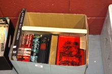 Various books incl. Biblical
