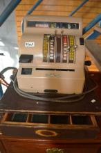 National branded cash register, ex-Orange post office, New South Wales, untested