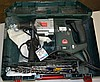 Metabo electric impact drill model KHE 32 in case