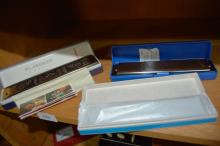 3 boxed Hohner harmonicas, all as new, different models incl. Goliath, Big Valley, Weekender