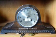 German mantel clock by Rotary, complete with