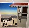 M. William Schlesinger, lim/ed serigraph,