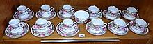 Royal Worcester tea & coffee service 'Royal