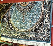 Brand new machine made Turkish rug Persian style,